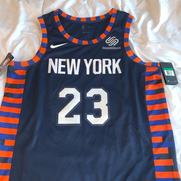 Official New York Knicks Jersey